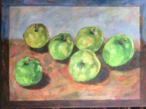 appelstilleven Beatrijs van den Bos